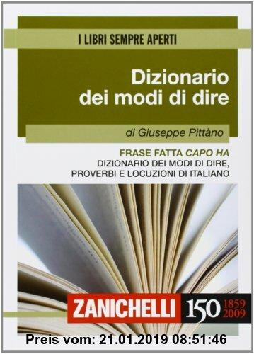 Gebr. - Frase fatta capo ha. Dizionario dei modi di dire, proverbi e locuzioni di italiano