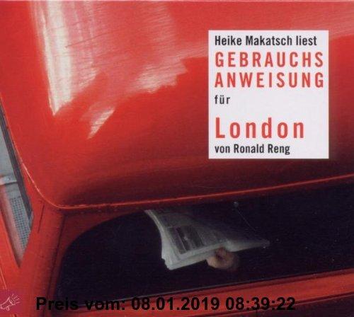 Gebr. - Gebrauchsanweisung für London, 2 Audio-CDs