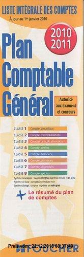 Gebr. - Plan Comptable General 2010 20     FL