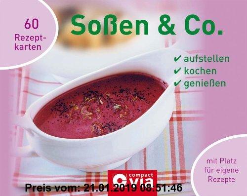 Gebr. - Soßen & Co.: Ringbuch mit Kochkarten