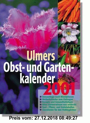 Gebr. - Kalender, Ulmers Obstkalender und Gartenkalender