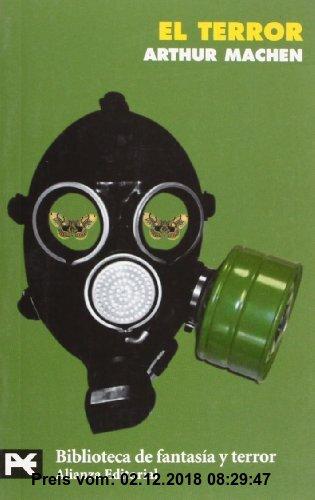 Gebr. - El terror (El Libro De Bolsillo - Bibliotecas Temáticas - Biblioteca De Fantasía Y Terror)