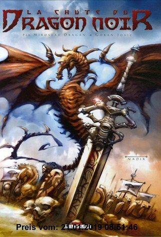 Gebr. - La chute du Dragon Noir, Tome 1 : Nadir
