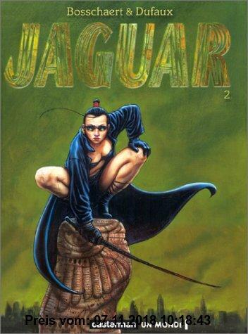Gebr. - Jaguar. : Tome 2 (Un Monde)