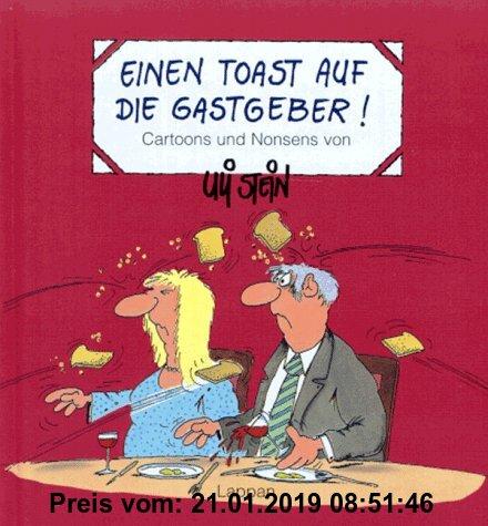 Gebr. - Einen Toast auf die Gastgeber. Cartoons und Nonsens
