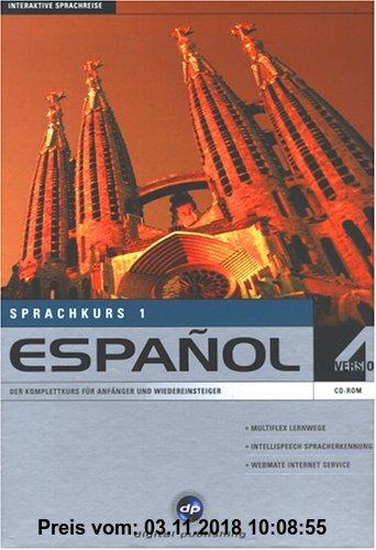 Gebr. - Espanol 1. Version 4. Sprachkurs. CD- ROM für Windows 95/98/ NT4/2000