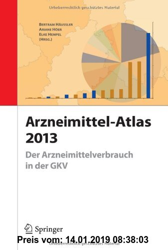 Gebr. - Arzneimittel-Atlas 2013: Der Arzneimittelverbrauch in der GKV