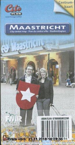 Gebr. - Citoplan centrumplattegrond Maastricht / druk 1