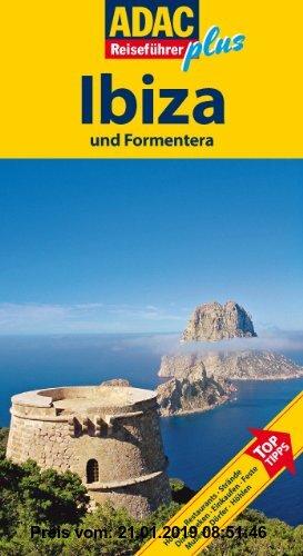 Gebr. - ADAC Reiseführer plus Ibiza/Formentera: Mit extra Karte zum Herausnehmen