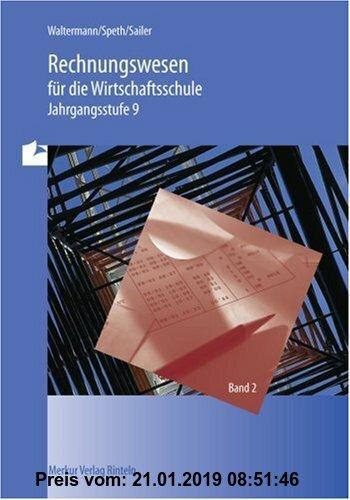Gebr. - Rechnungswesen für die Wirtschaftsschule, EURO, Bd.2, Jahrgangsstufe 9