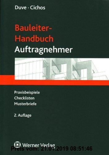 Gebr. - Bauleiter Handbuch für den Auftragnehmer