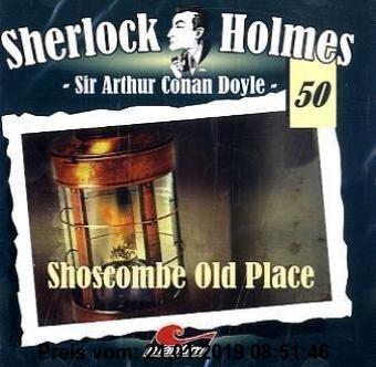 Gebr. - Sherlock Holmes 50: Shoscombe Old Place