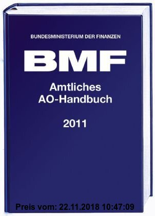 Gebr. - Amtliches AO-Handbuch 2011