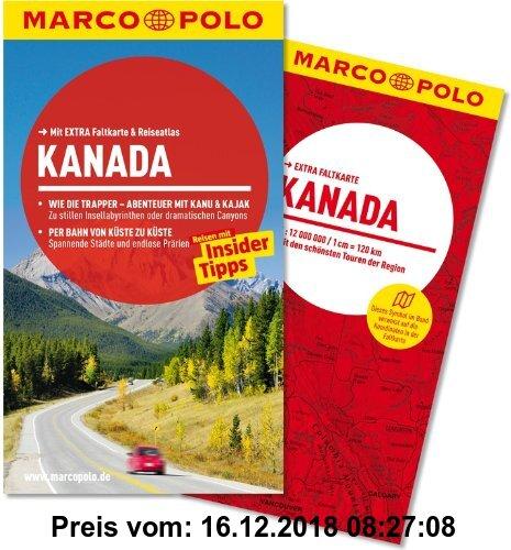 Gebr. - MARCO POLO Reiseführer Kanada