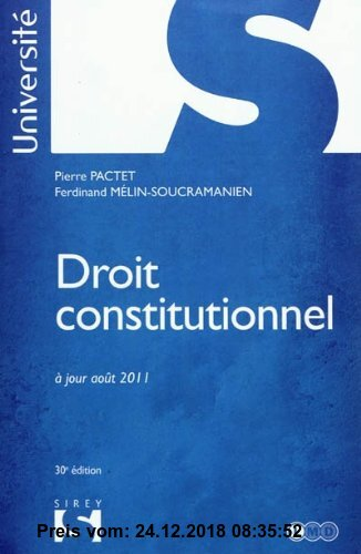 Gebr. - Droit constitutionnel