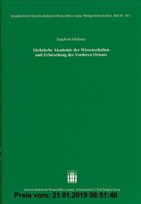 Gebr. - Sächsische Akademie der Wissenschaften und Erforschung des Vorderen Orients