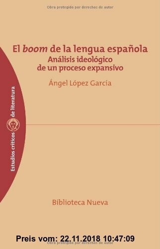 Gebr. - El boom de la lengua española : análisis ideológico de un proceso expansivo