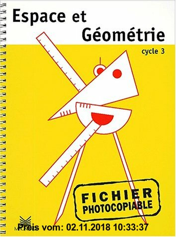 Gebr. - Espace et géométrie Cycle 3 : Fichier photocopiable