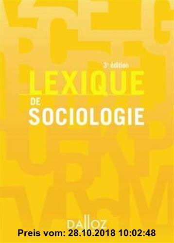 Gebr. - Lexique de sociologie