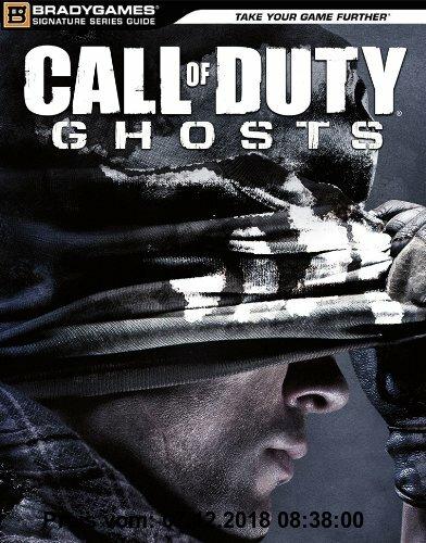 Gebr. - Call of Duty - Ghosts (Das offizielle Lösungsbuch)