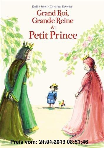 Gebr. - Grand Roi, Grande Reine et Petit Prince