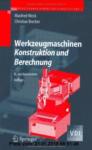 werkzeugmaschinen 1 weck manfred