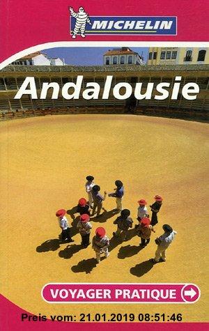 Gebr. - Andalousie: Voyager Pratique (PRATIQUES/PRAKT. MICHELIN)