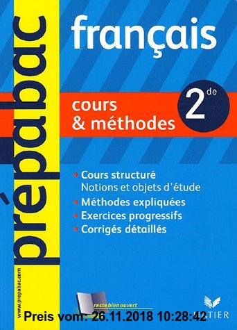 Gebr. - Français 2e : Cours & méthodes