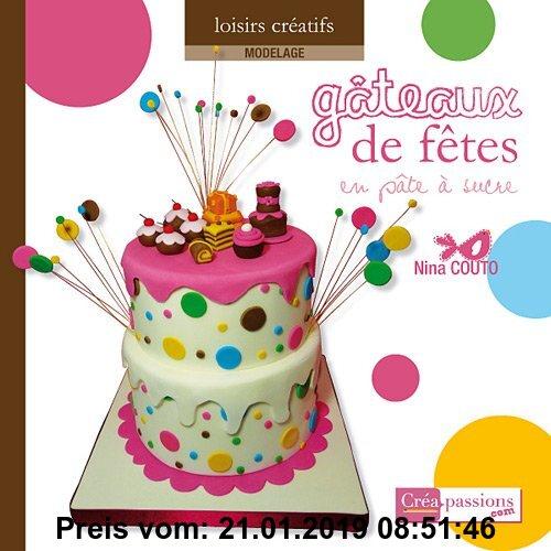 Gebr. - Gâteaux de fête en pâte à sucre