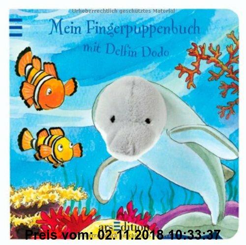 Gebr. - Mein Fingerpuppenbuch mit Delfin Dodo