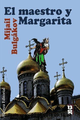 Gebr. - El maestro y Margarita (13/20)