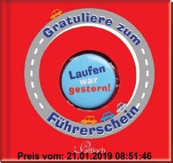 Gebr. - Gratuliere zum Führerschein: Laufen war gestern!