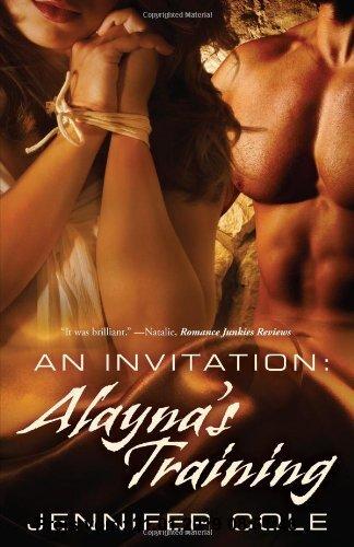 Gebr. - An Invitation: Alayna's Training