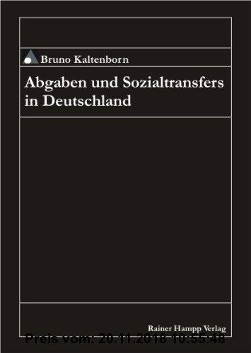 Gebr. - Abgaben und Sozialtransfers in Deutschland