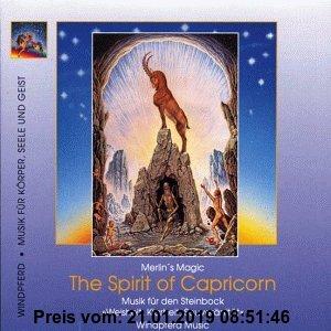 Gebr. - The Spirit of Capricorn. CD. Musik für den Steinbock. 'Weisheit, Klarheit, Souveränität'