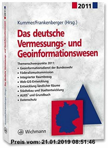 Gebr. - Das deutsche Vermessungs- und Geoinformationswesen 2011