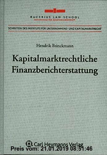 Gebr. - Kapitalmarktrechtliche Finanzberichterstattung