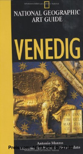 Gebr. - National Geographic Art Guide Venedig