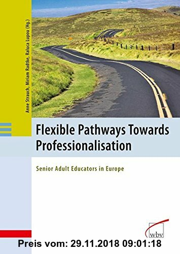 Gebr. - Flexible Pathways Towards Professionalisation: Senior Adult Educators in Europe