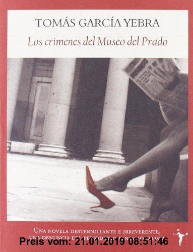 Gebr. - Los crímenes del Museo del Prado (Literadura)