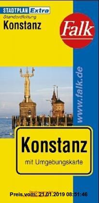 Gebr. - Falk Pläne, Konstanz