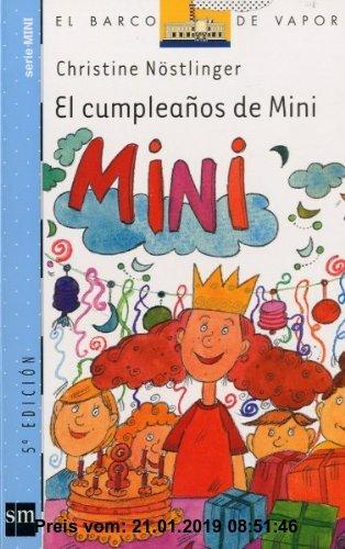 Gebr. - El cumpleaños de Mini (Barco de Vapor Azul, Band 11)