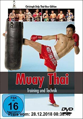 Gebr. - Muay Thai DVD - Training und Technik