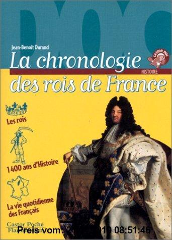 Gebr. - Durand/Chronologie Rois De France (Castor Doc)