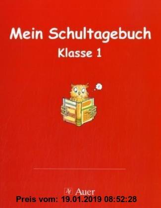 Gebr. - Mein Schultagebuch - Klasse 1