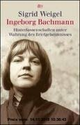 Ingeborg Bachmann: Hinterlassenschaften unter Wahrung des Briefgeheimnisses (dtv Fortsetzungsnummer 30, Band 34035)