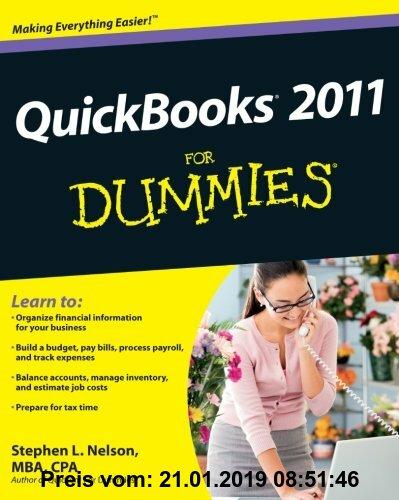 Gebr. - QuickBooks 2011 for Dummies