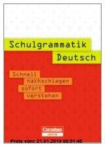 Gebr. - Schulgrammatik Deutsch: Schnell nachschlagen - sofort verstehen. Nachschlagewerk