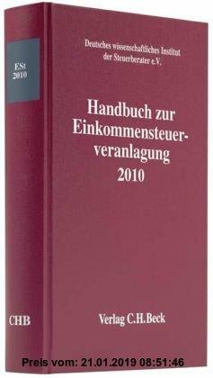 Gebr. - Handbuch zur Einkommensteuerveranlagung 2010