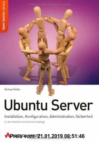 Gebr. - Ubuntu Server - Installation, Konfiguration, Administration, Sicherheit. 2., überarbeitete und erweiterte Auflage